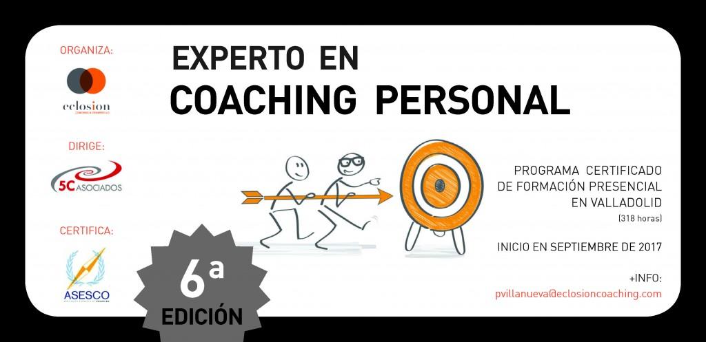 Experto en Coaching Personal Valladolid - 6ª Edición